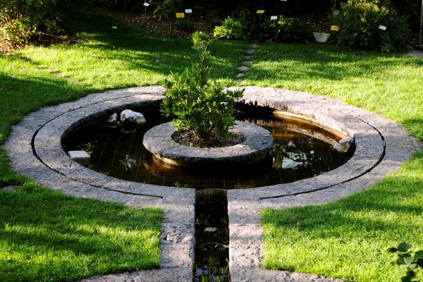 Jardin botanique, Neuchâtel