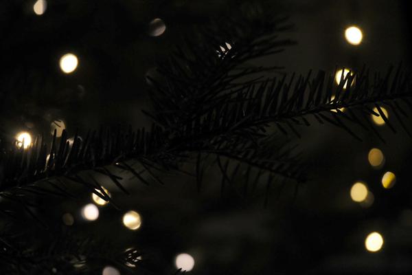 Un soir de décembre…