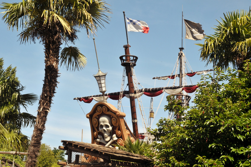 Disneyland – Pirates of the Caribbean