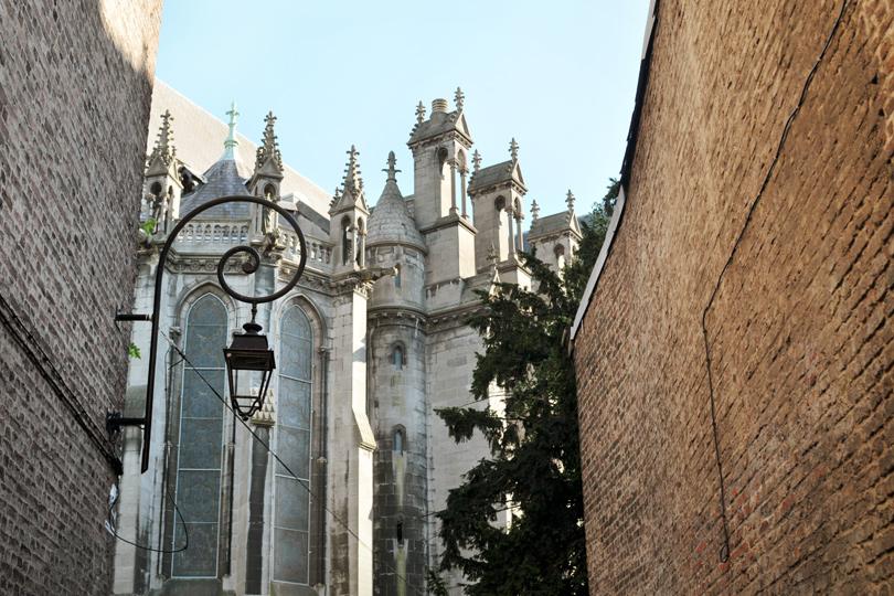 Lille, Cathédrale Notre-Dame-de-la-Treille